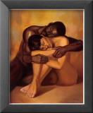 Zärtlichkeit Poster von Sterling Brown