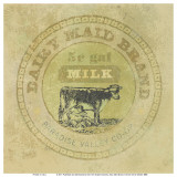 Dairy Maid Brand Prints by Eric Gillett