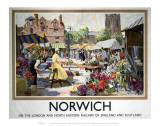 Norwich Market Posters
