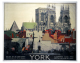 York Relics of 20 Centuries Prints