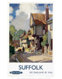 Suffolk Coddenham Prints