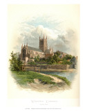 Worchester Cathedral Posters by Arthur Wilde Parsons
