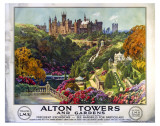 Alton Towers Posters