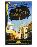 Royal Tunbridge Wells Sign Prints