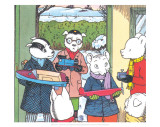 Rupert Bear Posters