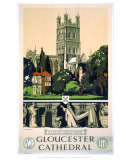 Gloucester Cathedral Prints