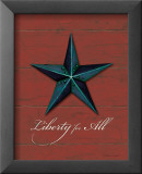 Liberty for All Affiches par Stephanie Marrott