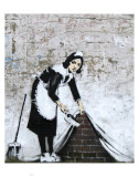 Keep Britain Tidy Poster by Banksy 