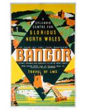Bangor Posters