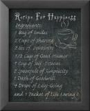 Recipes for Life II Prints