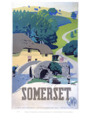 Somerset GWR Posters