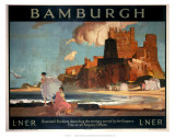Bamburgh Posters