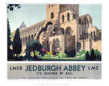 Jedburgh Abbey Print
