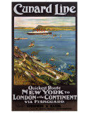 Cunard Line Posters