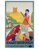 Knaresborough Poster