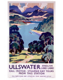 Ullswater Lakes Prints