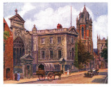 Peterhouse Cambridge Prints