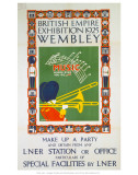 British Empire Exhibition Prints