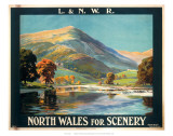 North Wales for Scenery Posters