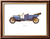1909 Lancia Posters