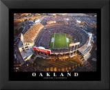 Oakland: Network Associates, Raiders Football Posters av Mike Smith