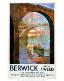Berwick Upon Tweed Posters