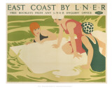 East Coast by LNER Prints