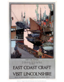 East Coast Craft, Lincolnshire Posters