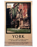 York Building Prints