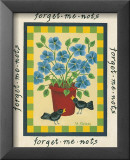 American Flowers II Prints by Susan Stallman