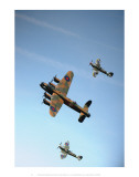 Lancaster Bomber Posters