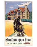 Stratford Upon Avon Posters