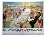Butlins Holiday Camp, Drummer Prints