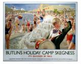 Butlins Holiday Camp, Drummer Prints