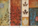 Patina Garden II Print by Jodi Reeb-myers