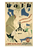 Historic Bath Print