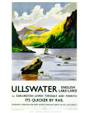 Ullswater English Lake-Land Print