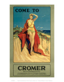 Come to Cromer Prints