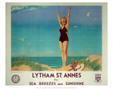 Lytham St Annes Print