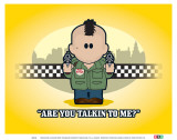 Weenicons: Are You Talkin to Me Prints