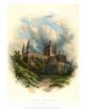 Chester Cathedral, North East Affiches par Arthur Wilde Parsons