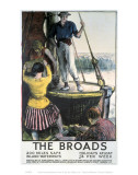 The Broads Posters