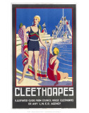Cleethorpes Swimming Pool Posters