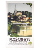 Ross-On Wye Print