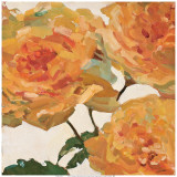 Sueño en naranja II Láminas por Jill Barton