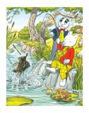 Rupert Bear Art
