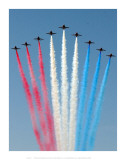 Red Arrows Art