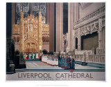 Liverpool Cathedral II Posters