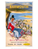Barmouth, Queen of the Cambrian Coast Prints