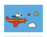 Maisy Flies a Plane Posters af Lucy Cousins